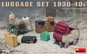 MT35582 Luggage set 1930-40s